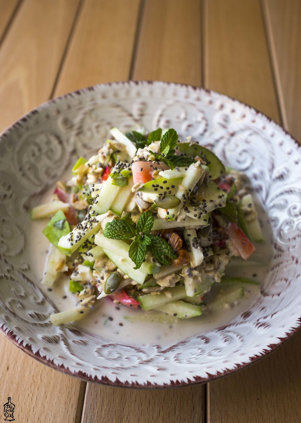 bircher salad