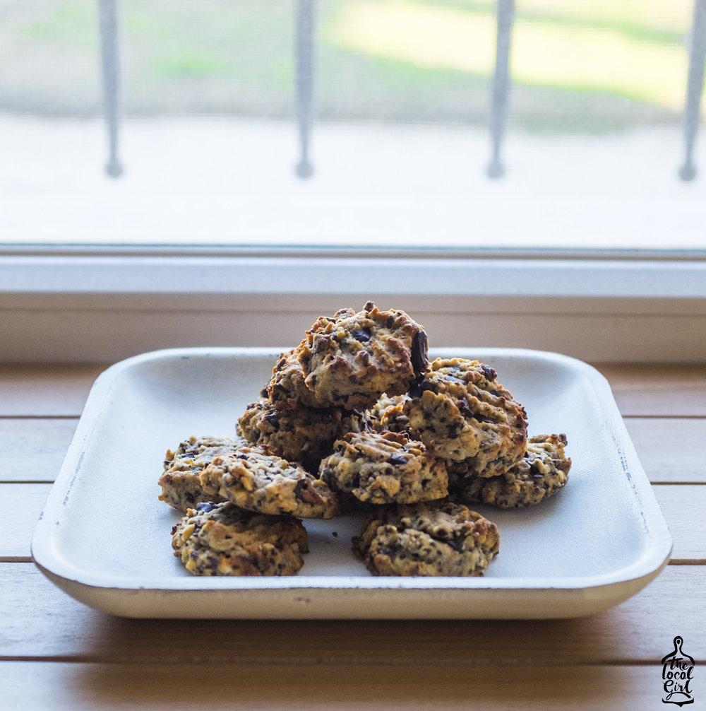 Chia Choc-Chip Cookies