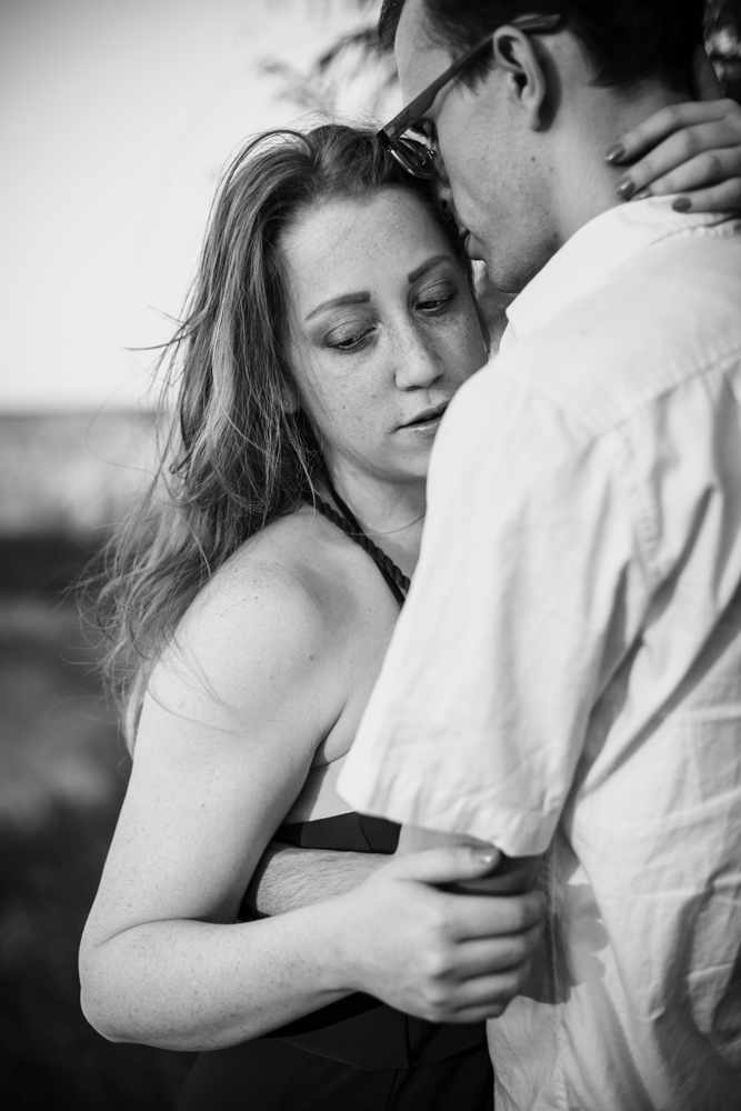 Wilmette engagement session