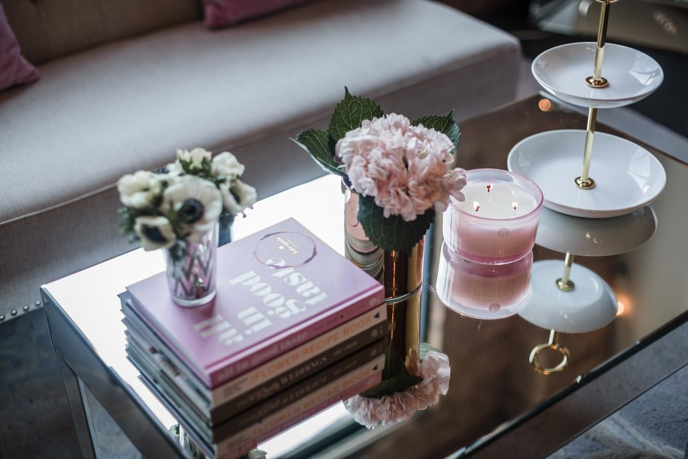 Kate Spade inspiration at Splendid Weddings & Events