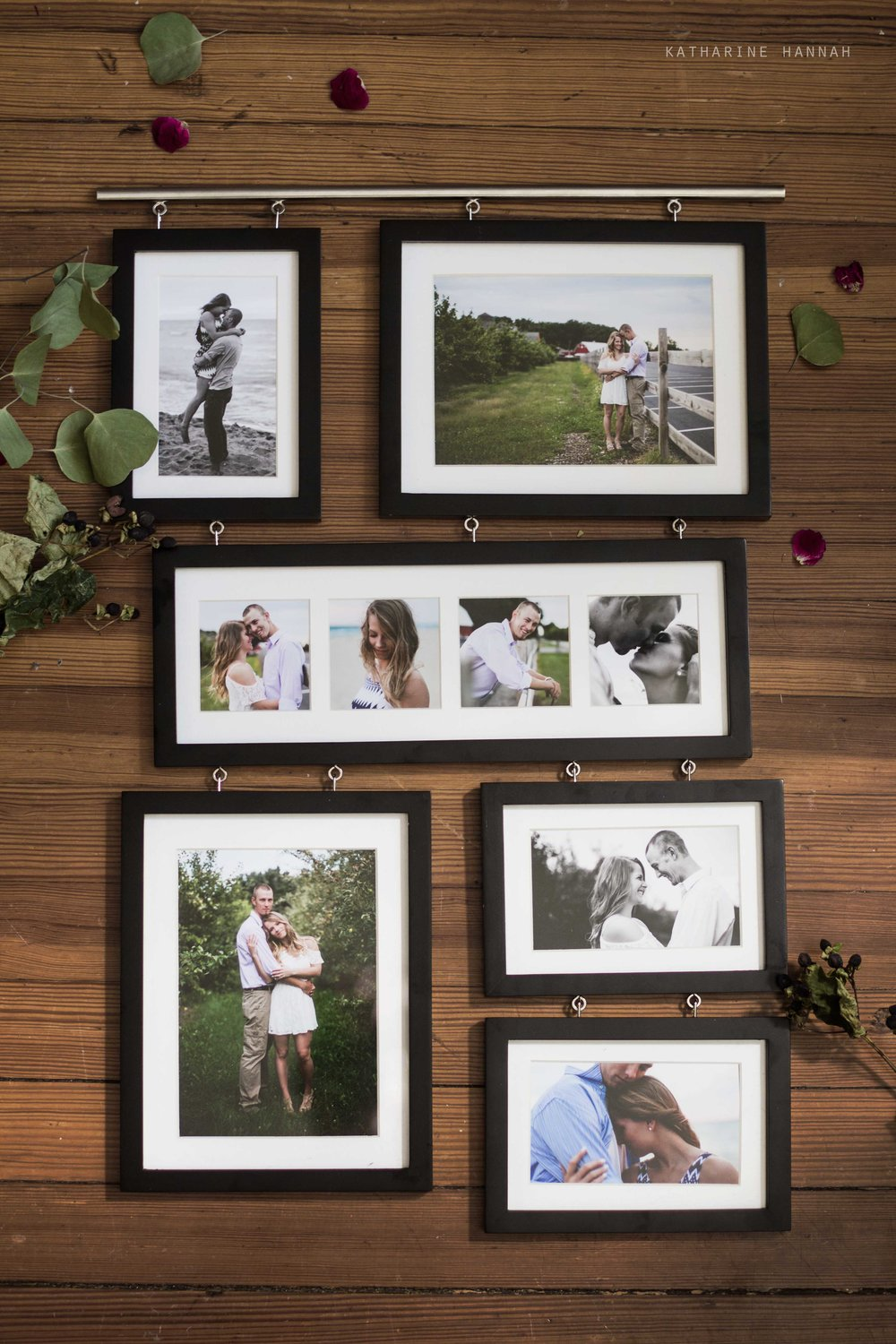 Displaying photos prominently in the home sends the message that our family and those in it are important to one another, and we honor the memories we have experienced. - - Cathy Lander-Goldberg