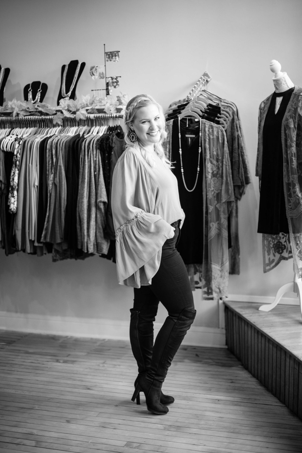 Lauren of The Colette Collection interviewed for Inspired Chicago series