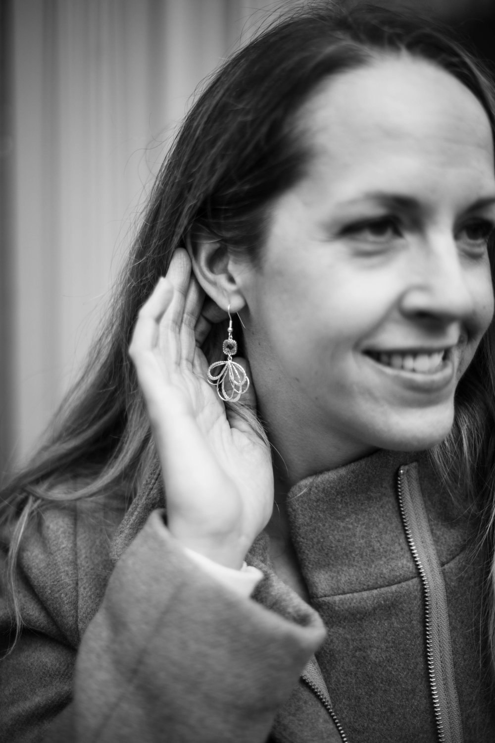 Chicago based jewelry designer Stacy of grace + hudson interviewed for Inspired Chicago