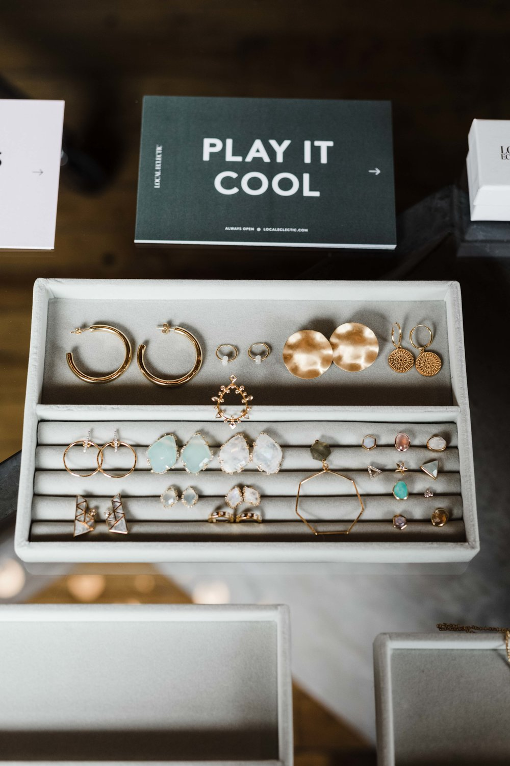 Local Eclectic photographed by Chicago personal brand photographer Katharine Hannah