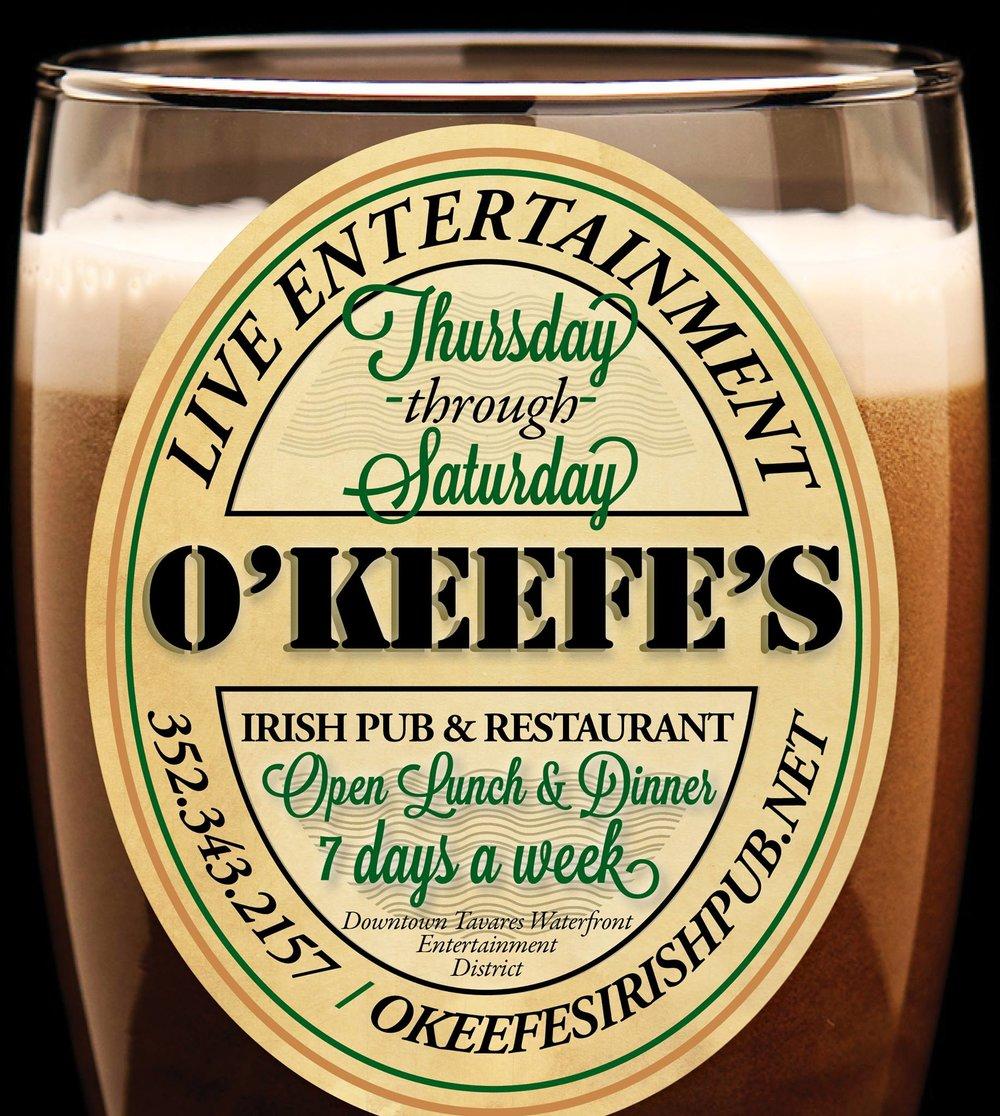 O'Keefe's Irish Pub & Restaurant