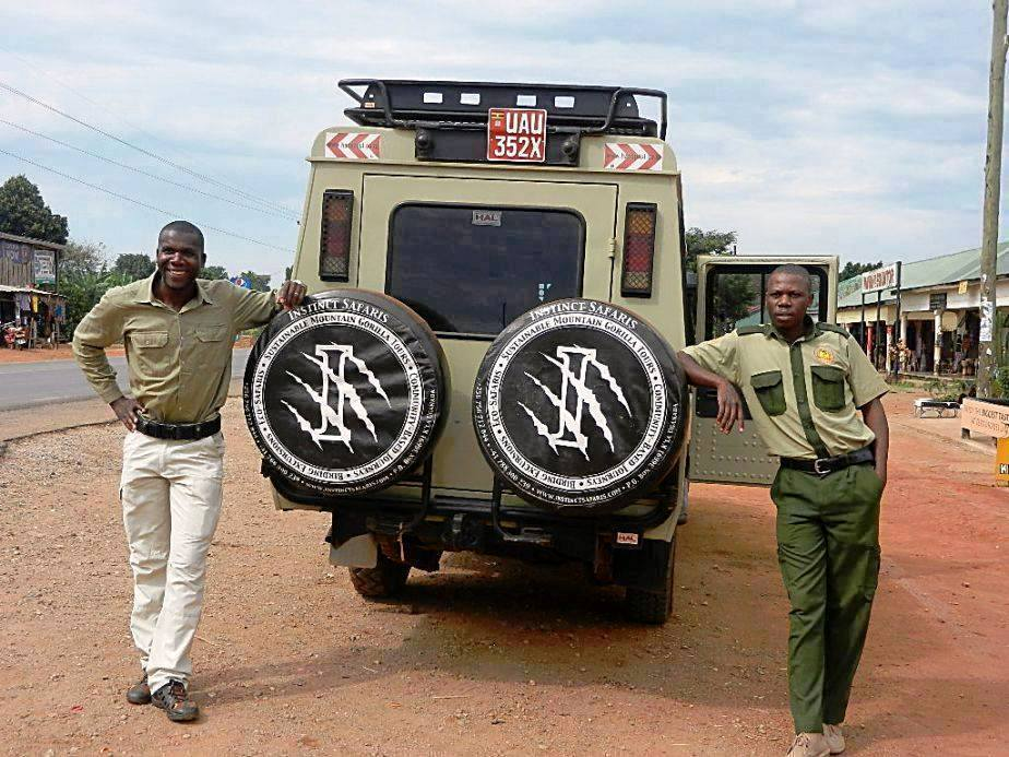 Instinct safaris responsible eco-safari guides.