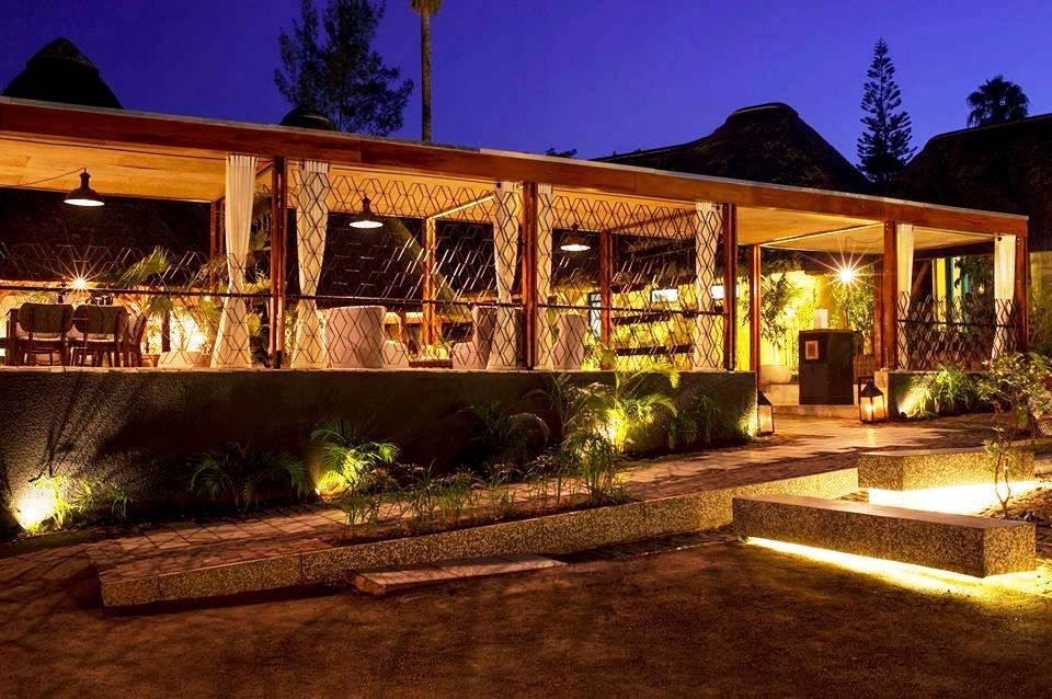 Le Chateau Brasserie Belge in Kampala