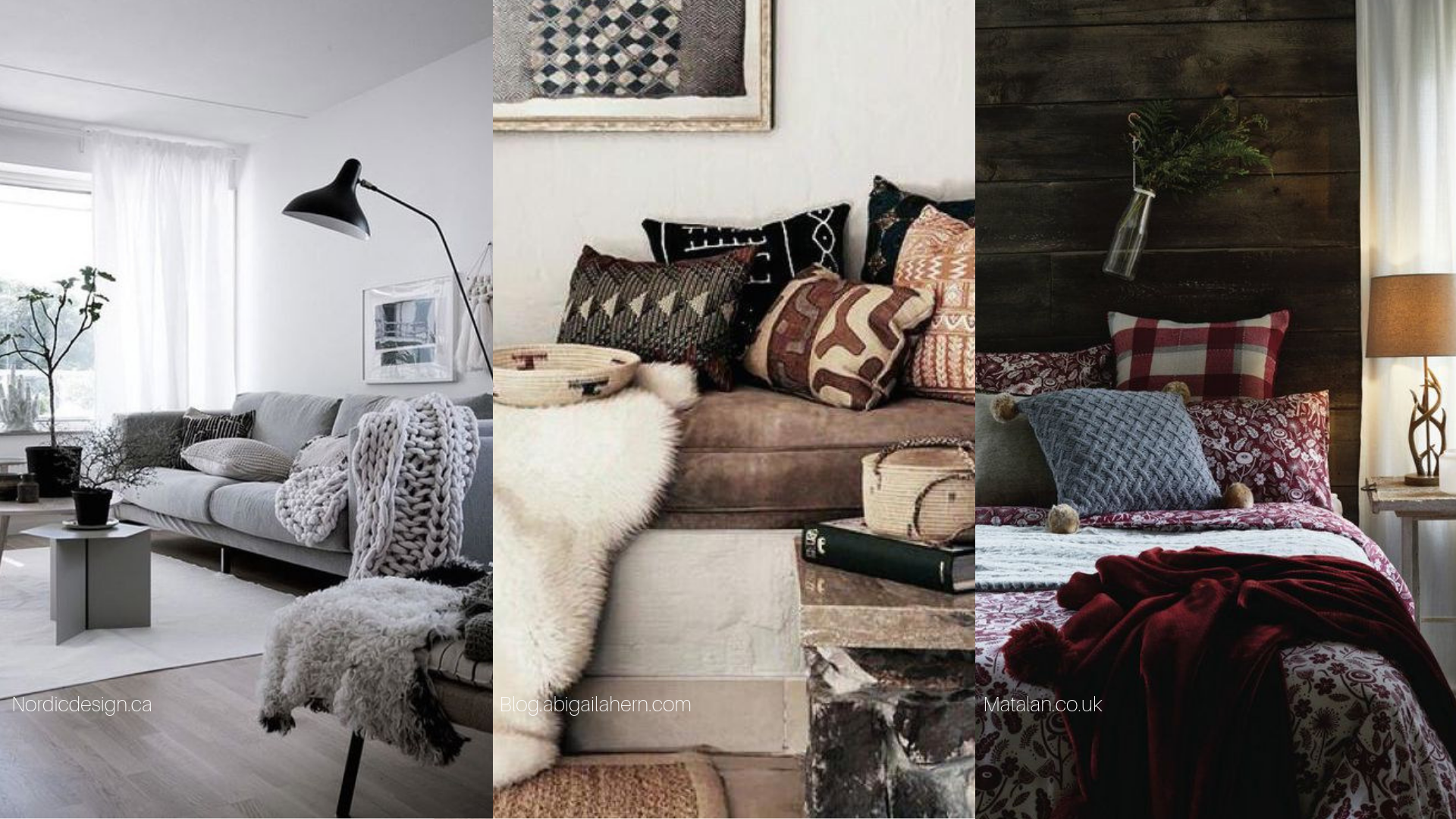 Three Autumn Winter 2019 Home Decor Trends On A Budget