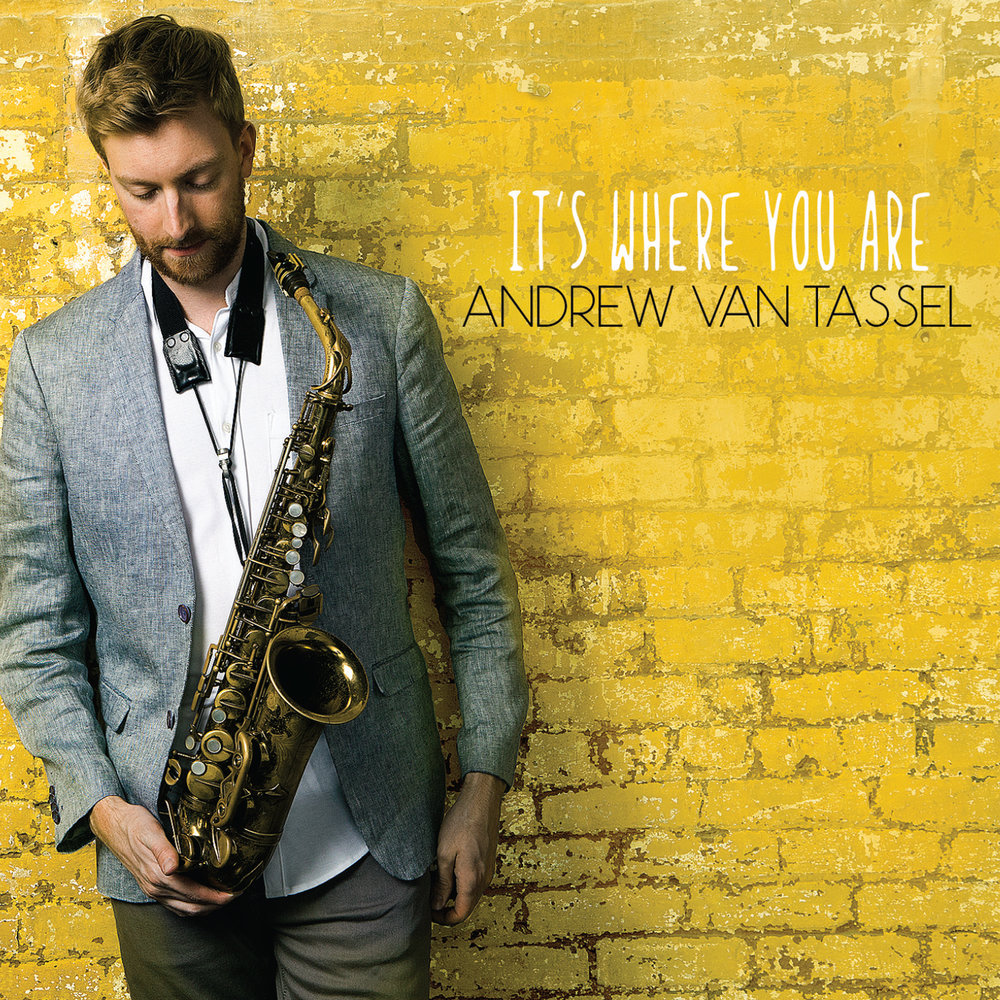 Andrew van Tassel It's Where You Are (2016)