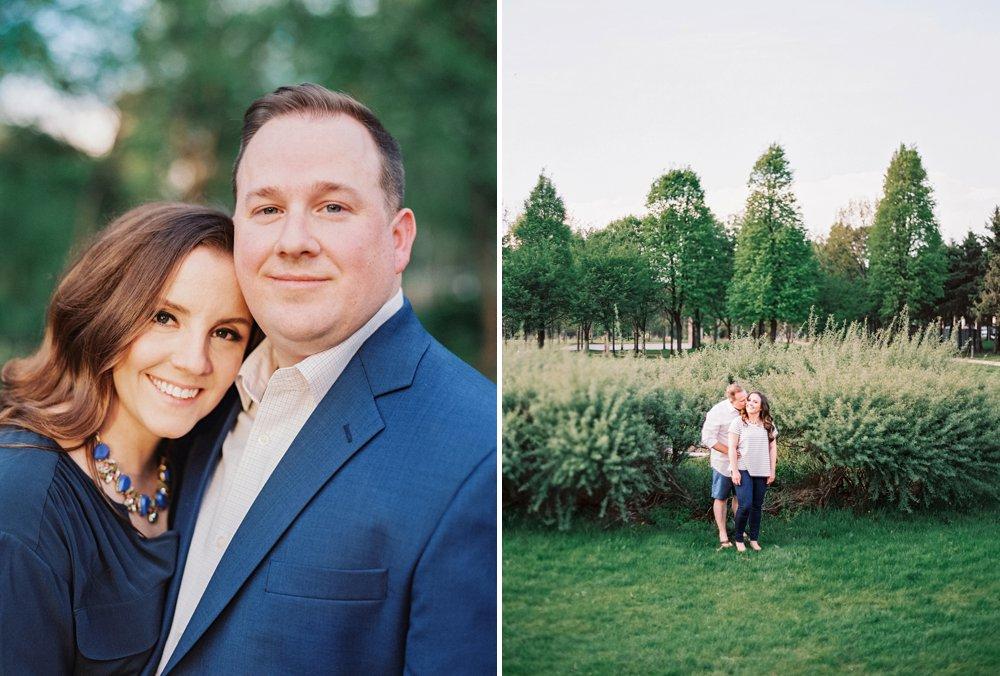 Walker Sculpture Garden wedding photographer