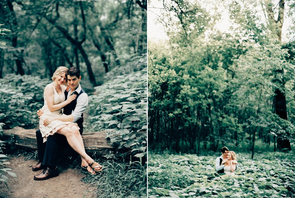 Minneapolis film wedding photographer
