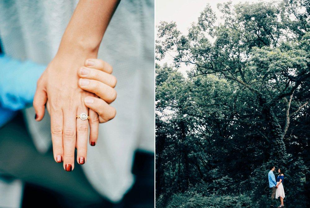 Stunning Engagement Ring Minnesota