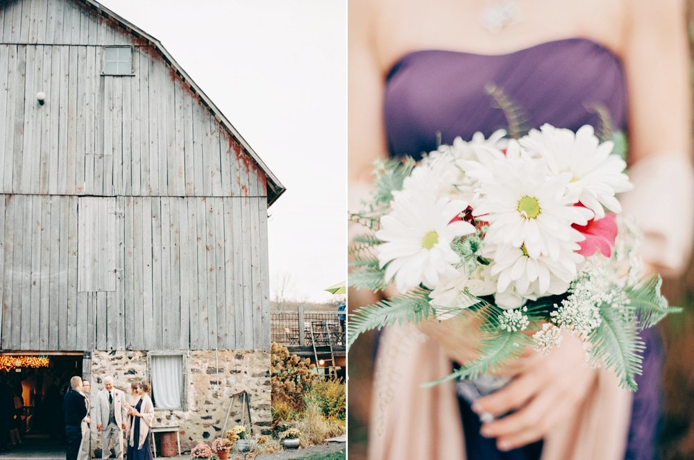 Enchanted Barn wedding