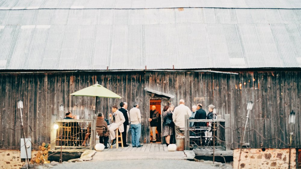 Enchanted Barn Wedding venue