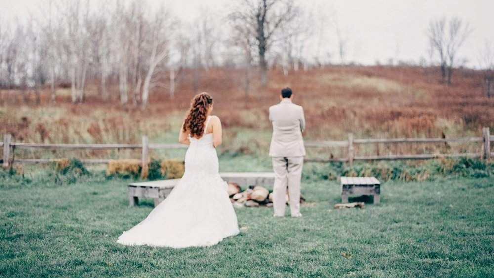 Wisconsin Rustic Weddings