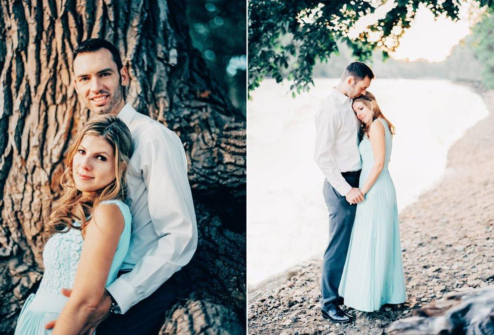 MN film wedding photographer