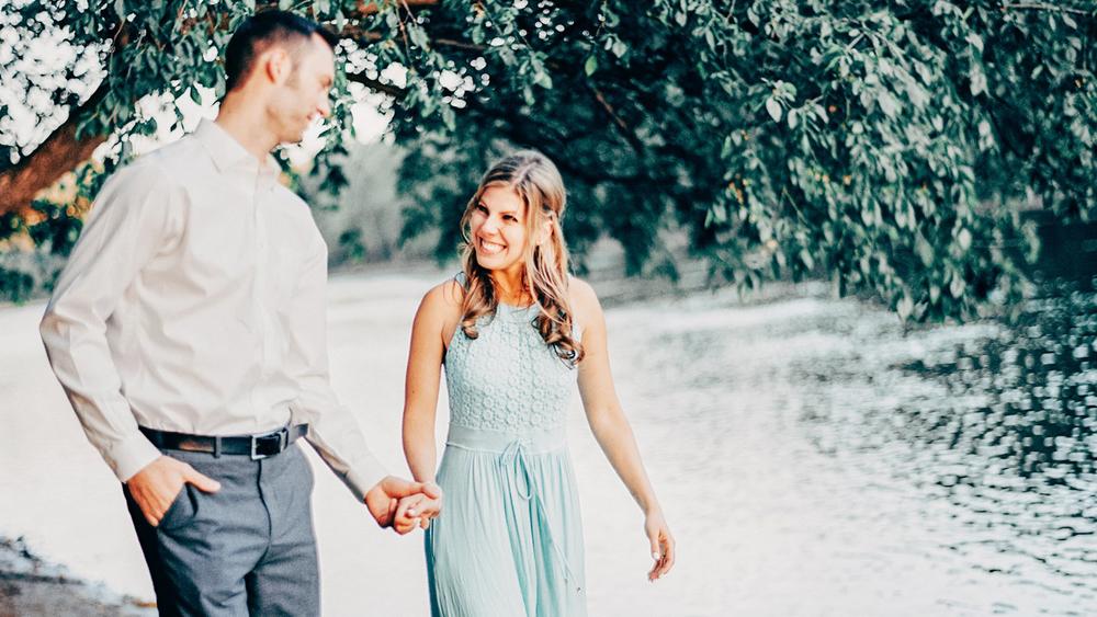 St Paul Engagement Photos