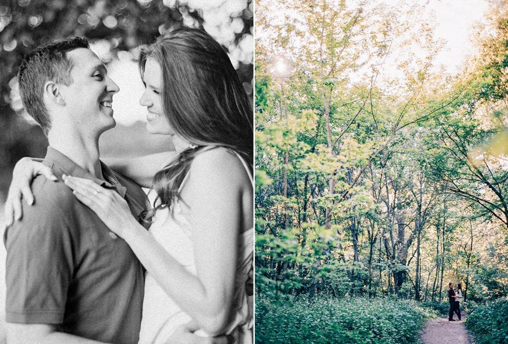 Minnesota film wedding photographers