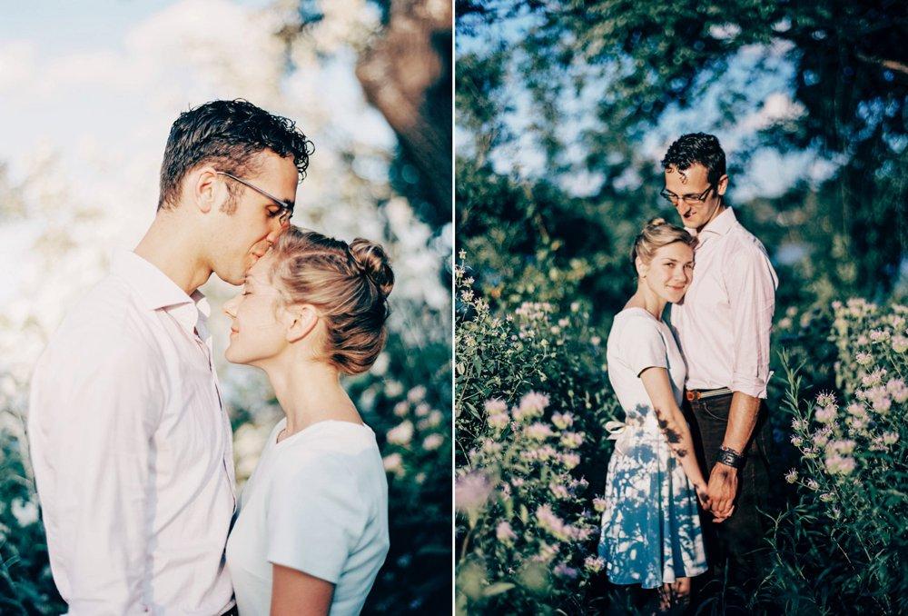 Como Park Conservatory wedding