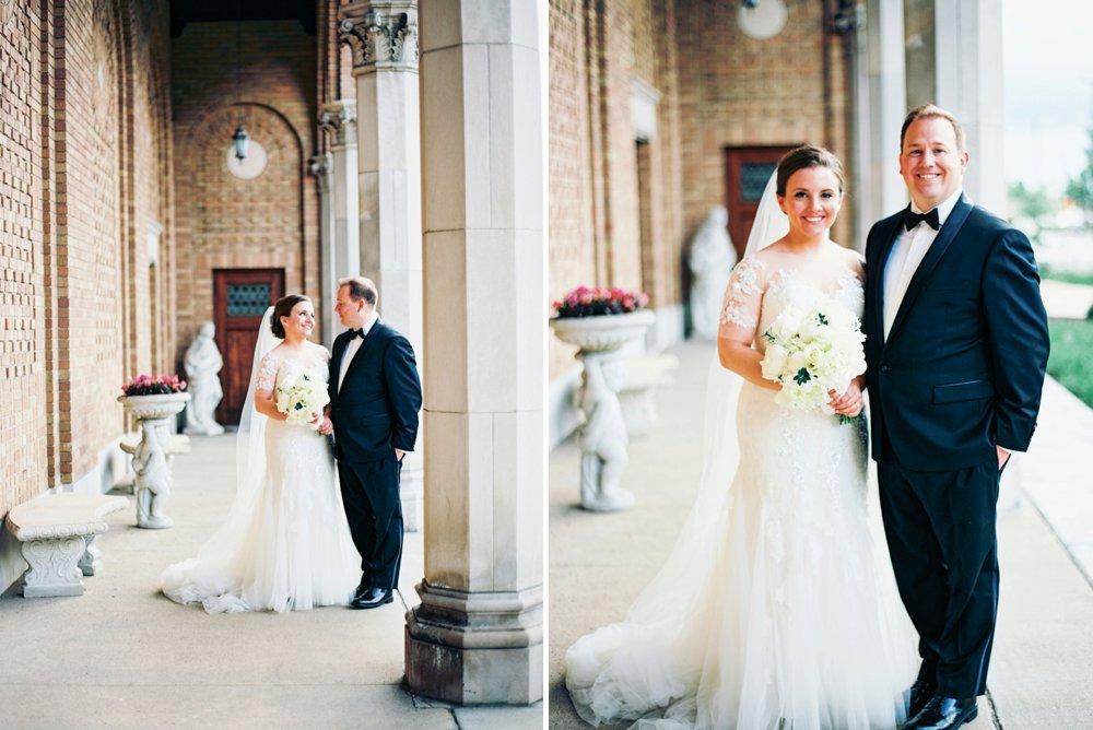 The Woman's Club of Minneapolis Wedding
