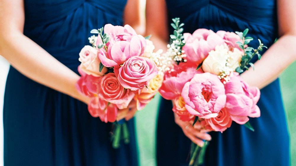 Minneapolis wedding florist
