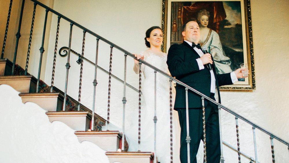Wedding Reception at The Women's Club of Minneapolis