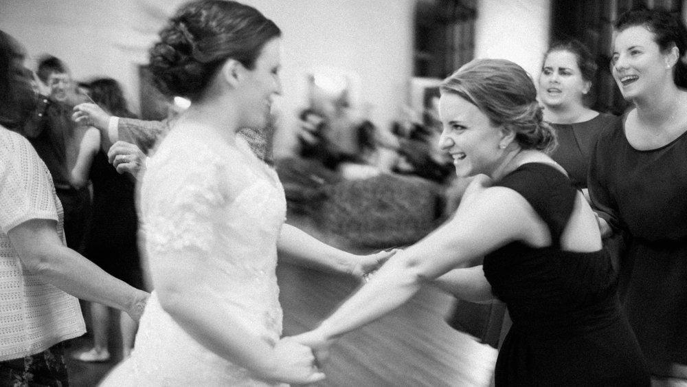 Woman's Club of Minneapolis wedding reception