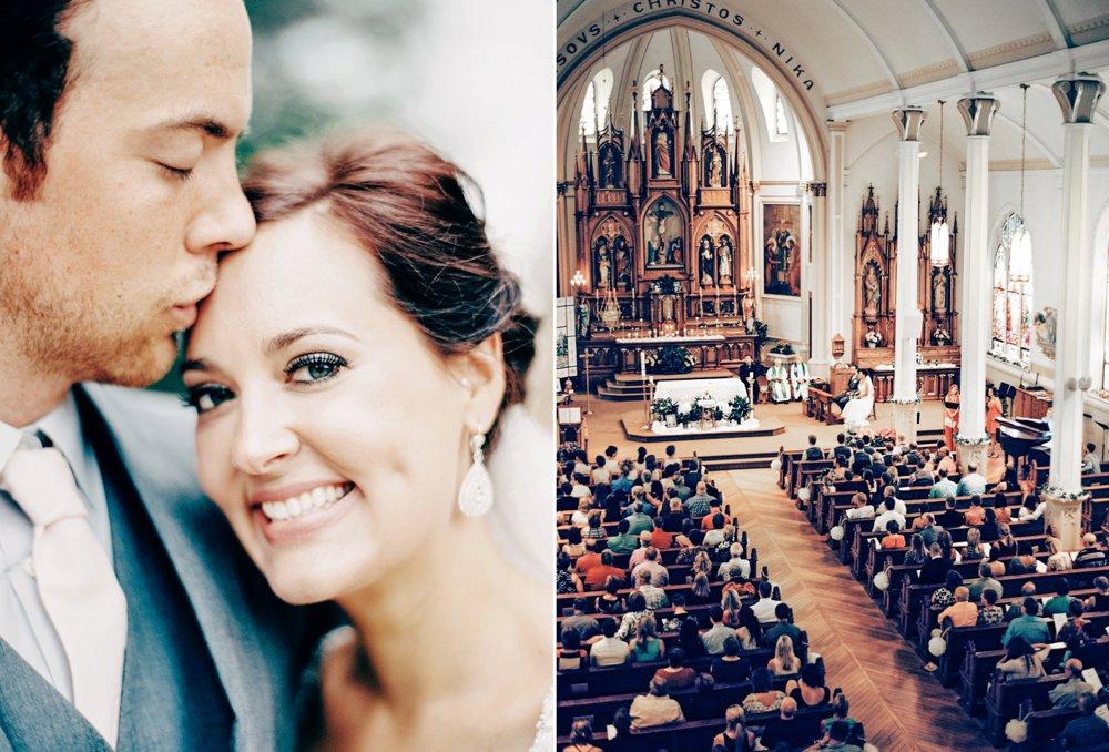Wedding Ceremony in Minnesota