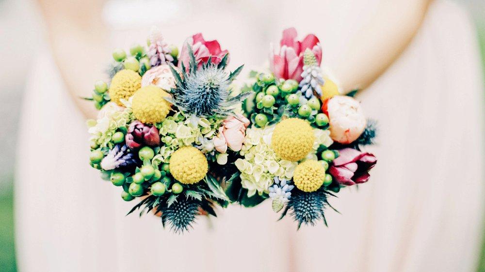 Minnesota wedding floral