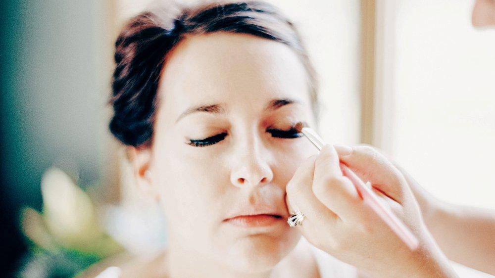 Bride Make-up Minnesota