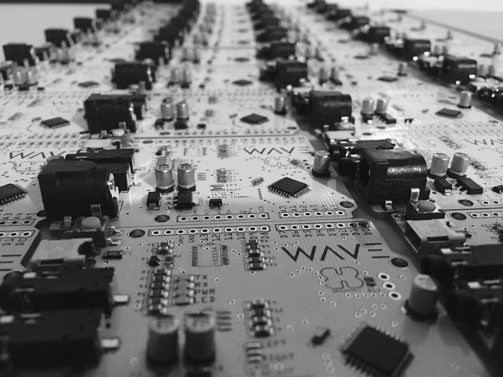 Wave  an arduino-compatible development board
