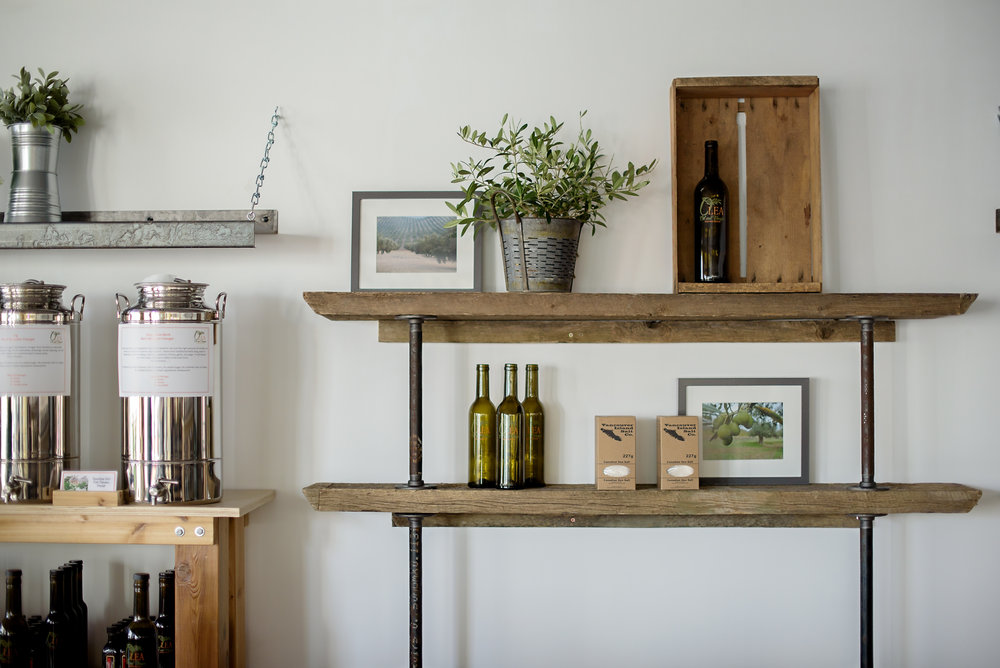 COMMERCIAL :: Olea Oil + Vinegar Tasting Room