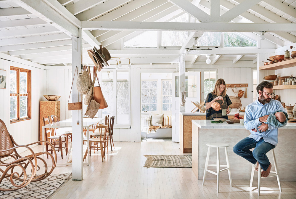 HOME TOUR Summer In The Topanga Canyon