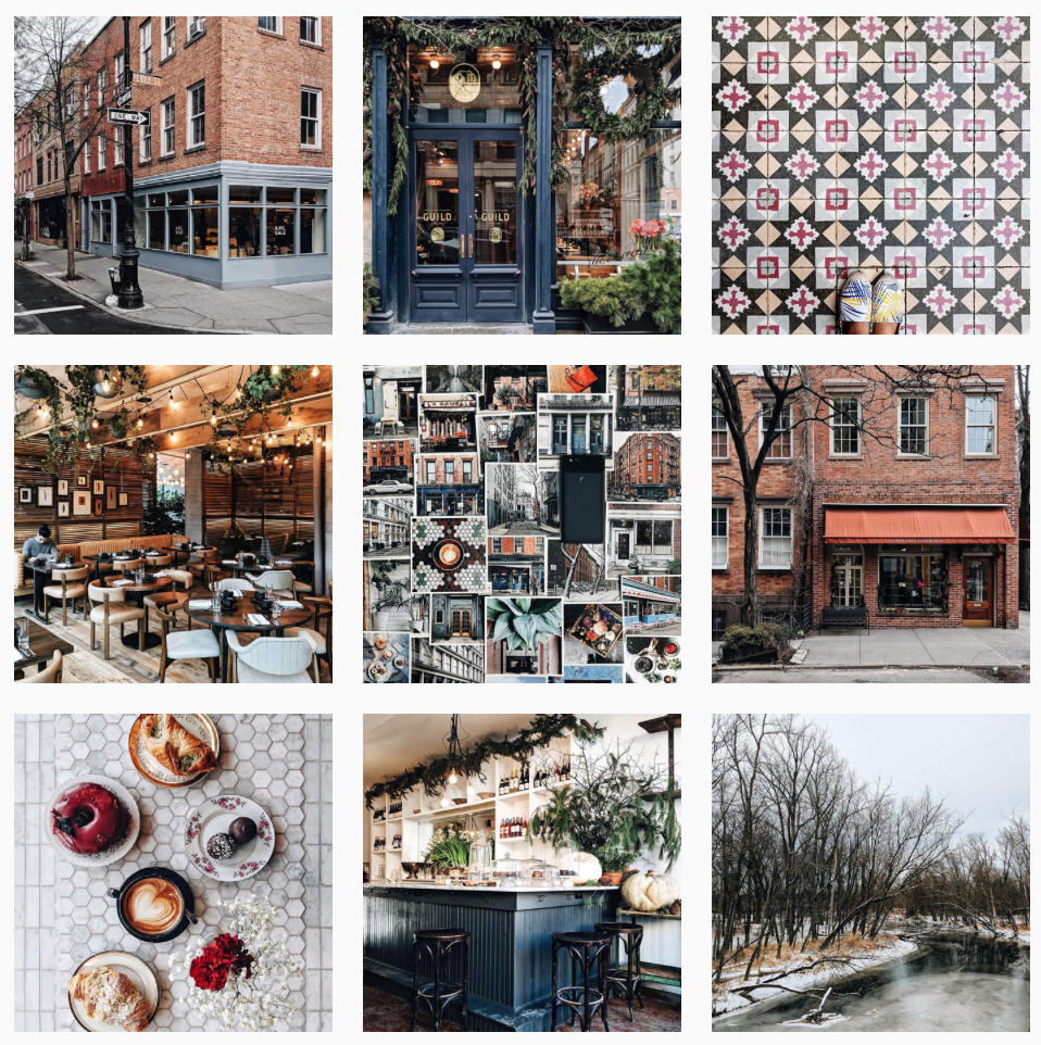 Heydavina shows us what it is like to be a local in New York City. Her pictures of cafes, bars and scenery that seems to be right outside her door, makes us want to pack up and jump on a plane to the big apple.