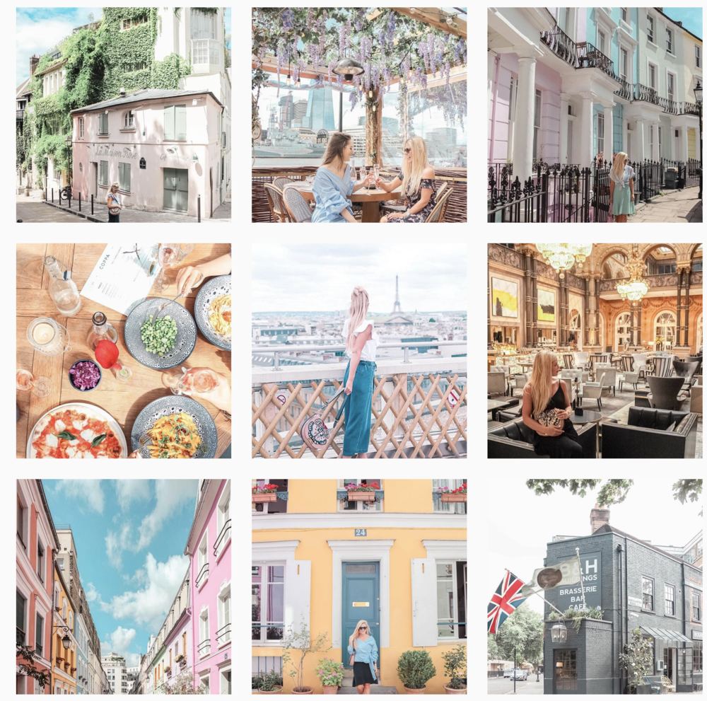 thebelleabroad is run by Caroline, a southern belle traveling the world. From China, to Hawaii to London, it seems like there isn't a country Caroline hasn't explored. So this means if you're in some need of some sandy blue beaches or a wintery city skyline, this Instagram has all the travel inspiration you need.