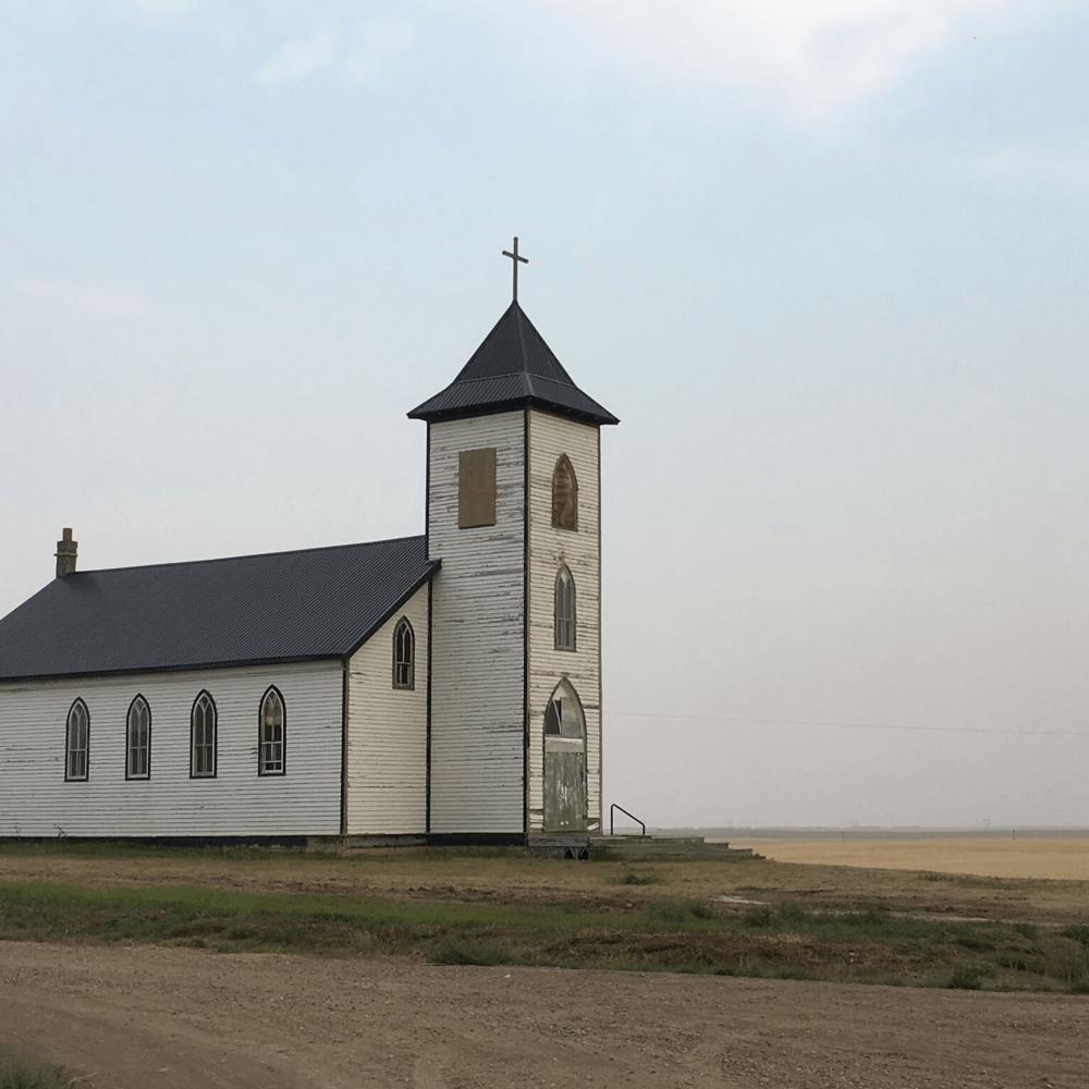 Saskatchewan church