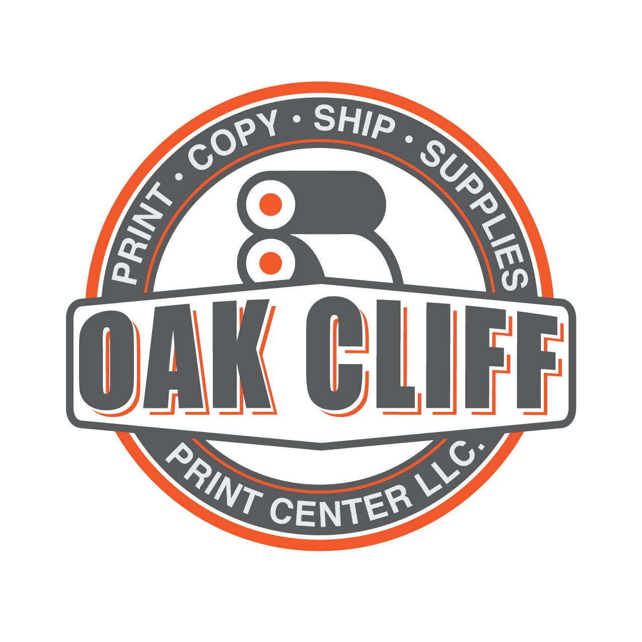 Oak Cliff Print Center