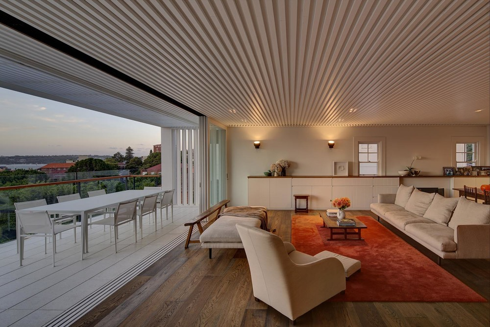 Bellevue Hill House I Madeleine Blanchfield Architects - Bellevue hill house