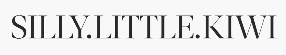 Silly Little Kiwi Logo