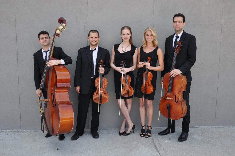 String Quartet for Wedding Ceremony