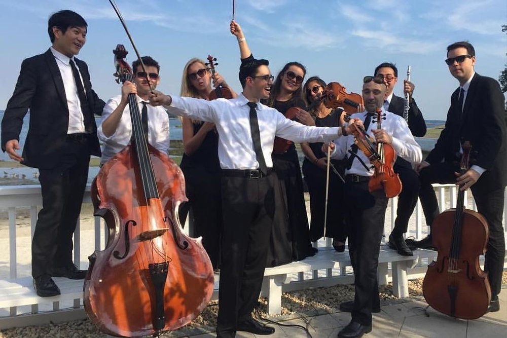 Jazz - Jazz is one of the most popular genres of music because it can relate to people of all ages. We provide the most popular jazz combinations for all types of events.