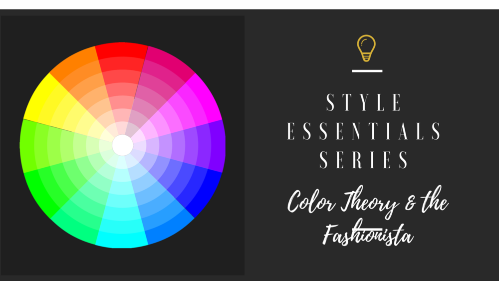 What Is Color Theory color theory & the fashionista — lost without style