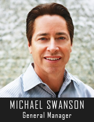Mr. Swanson has 20 years of experience....