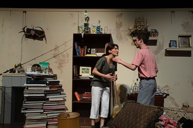 APPROPRIATE written by Branden Jacobs-Jenkins and directed by Samuel Morreale  Shows are today at 2 pm & 7 pm. Tickets for both of today's shows go up at 12:15 pm on 2ndstage.org! Please be mindful when grabbing tickets. In the name of reparations, we ask that white folks take ~5 minutes before getting theirs. (s/o Lola Makombo/ Zurich Deleon for the idea)  If you don't get a ticket and want to be put on the waitlist, come to Zelnick an hour before the show  There will be talk backs with the director, dramaturge, and cast after each show  CONTENT WARNING: This production deals with the history of whiteness in the United States, containing explicitly violent imagery and discussion surrounding racialized, sexualixed, and traumatized figures. If you have questions or concerns about the content please feel free to reach out to the director or dramaturge. (smorreale@wes and jmcduffiethu@wes, respectively)