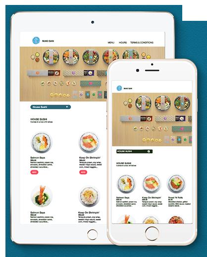 Maki-San online ordering menu
