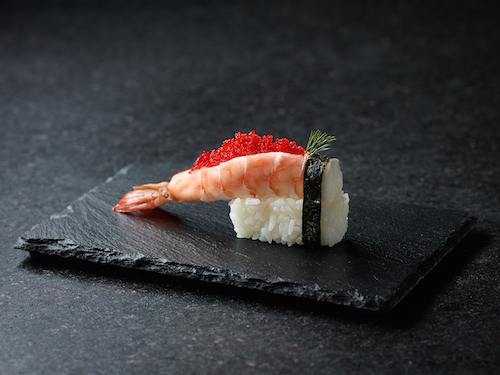 Perfect sushi shot for Fresh Food Market