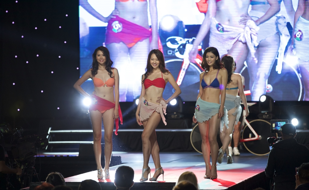 Swimsuit Segment and Q&A