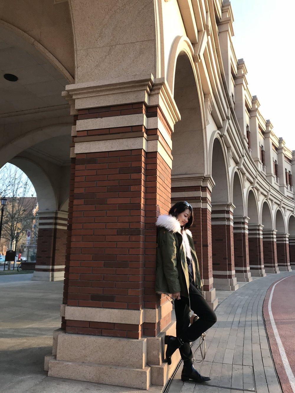 五大道文化旅游去,天津,中国