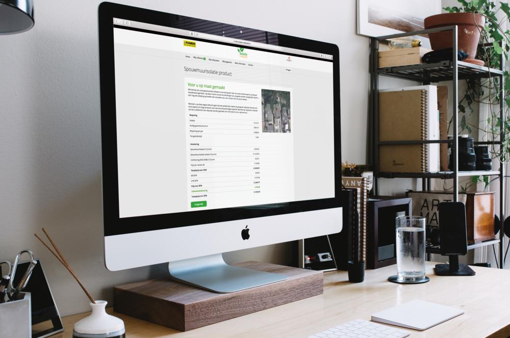 Online besparingsplan - Met behulp van ons geavanceerde inmeetsysteem kunnen wij voor u een besparingsplan op maat maken zonder eerst langs te komen.Met behulp van cyclomedia-, google pro- en BAG gegevens kunnen wij u woning nauwkeurig inmeten.