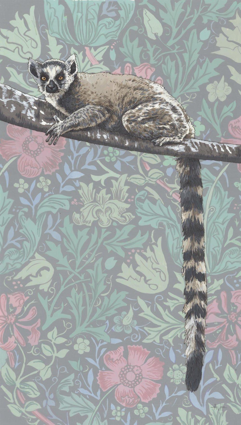 Botanical Lemur